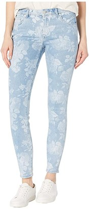 Blank NYC The Bond Mid-Rise Floral Skinny in Bliss Field (Bliss Field) Women's Jeans