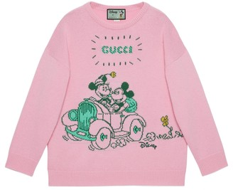 Gucci Disney x wool jumper