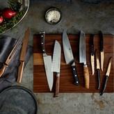 "Williams-Sonoma Williams Sonoma Royale Elite Walnut Santoku Knife, 7"""