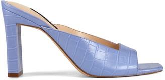 Nine West Pyper Heeled Slide Sandals