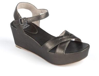 Eileen Fisher Match Wedge Sandals