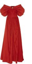 Brock Collection Dionne Off The Shoulder Dress