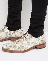 Jeffery West Corleono Tapestry Derby Shoes