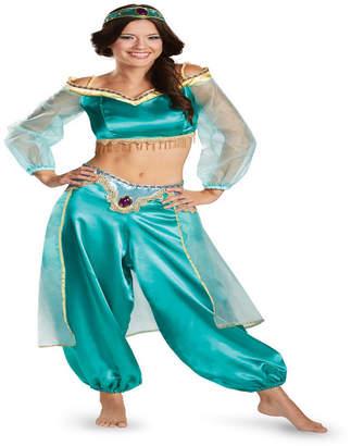 BuySeasons Buy Seasons Women Disney Princess Jasmine Fab Prestige Costume