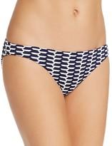 Shoshanna Tort Stripe Bikini Bottom