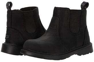 Ugg Kids Bolden (Toddler/Little Kid) (Black) Boy's Shoes