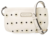 Marc by Marc Jacobs New Q Percy Grommet Leather Crossbody
