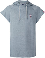 Rossignol Cyrille shortsleeved hoodie - men - Cotton/Polyester - 44