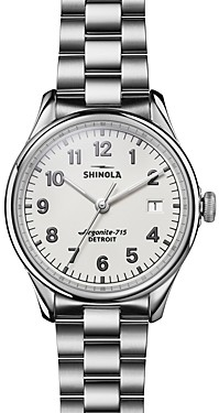 Shinola Vinton Watch, 38mm