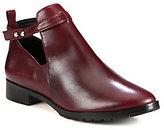 Elizabeth and James Pine Leather Ankle Boots