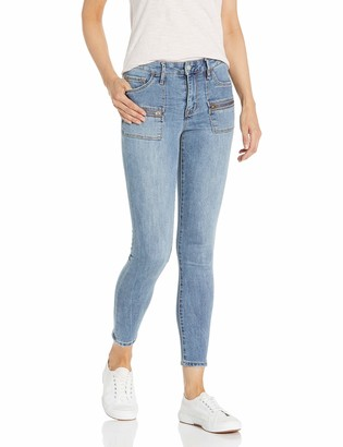 Sanctuary Women's Misses Social Standard High Rise Skinny Ankle