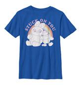 Fifth Sun Boys' Tee Shirts ROYAL - Toy Story Royal Ducky & Bunny Rainbow Pals Tee - Boys
