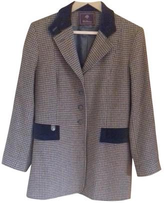 Mulberry Khaki Tweed Jackets