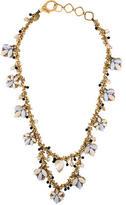 Erickson Beamon Crystal & Bead Necklace