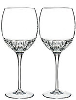 Marquis by Waterford Addison Crystal All-Purpose Wine Glass Pair