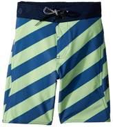 Volcom Stripey Elastic Boardshorts Boy's Swimwear