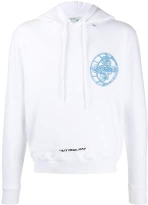 Off-White 3D Crossed Off hoodie