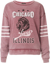 Topshop College Chicago Sweat