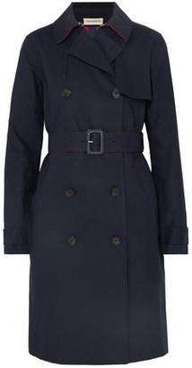 By Malene Birger Rainie Belted Cotton-gabardine Trench Coat