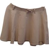 Christian Dior Pink Skirt