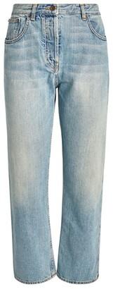 The Row Ashland Straight Jeans