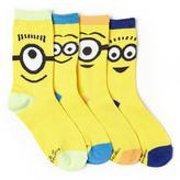 Despicable Me Minions Socks