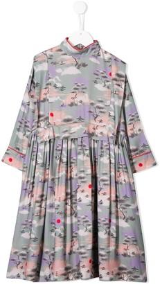 Raspberry Plum Harper Dress