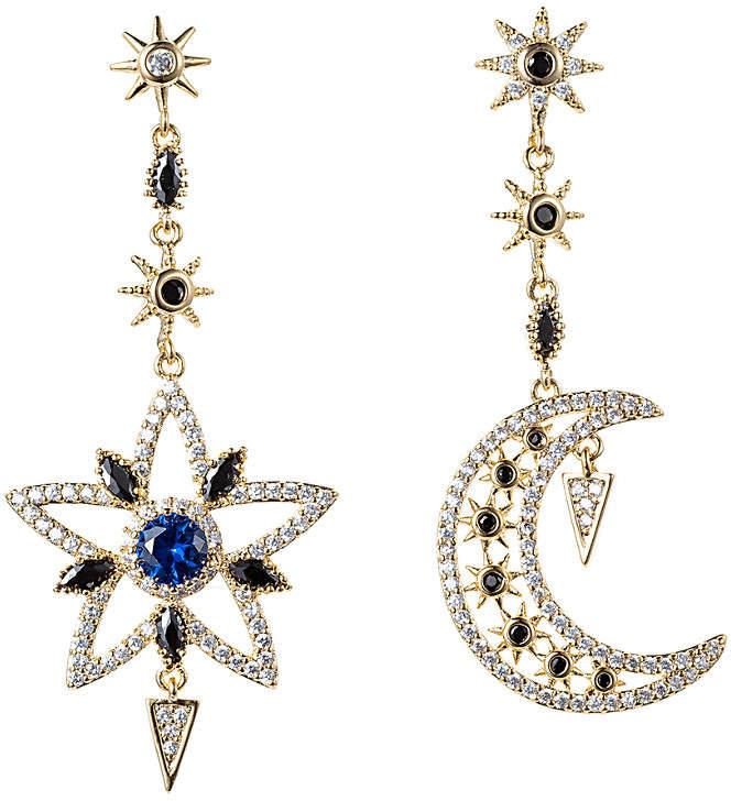 2150b186a Sun And Moon Earrings - ShopStyle