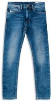 Diesel Boys' Tepphar Slim Stretch Jeans - Sizes 8-16