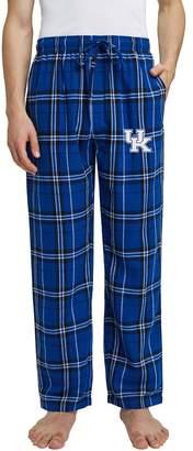 NCAA Men's Kentucky Wildcats Hllstone Flannel Pants