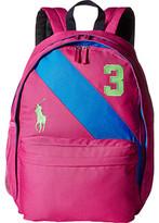 Polo Ralph Lauren Banner Stripe II Large Backpack