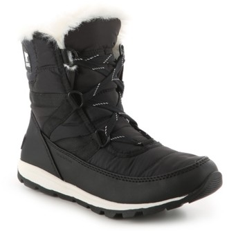 Sorel Whitney Short Lace Snow Boot