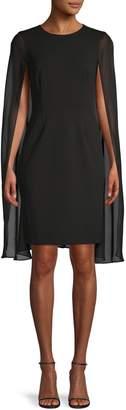 Calvin Klein Caplete Sheath Dress