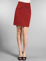 Smoke & Mirrors Texas Flower High Waist Contour Skirt