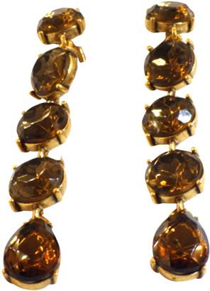 Oscar de la Renta Other Crystal Earrings