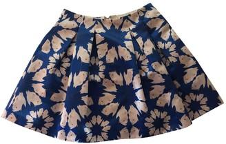 Alice + Olivia Turquoise Skirt for Women