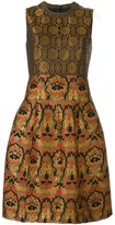Etro patterned dress - women - Silk/Acrylic/Polyester/Alpaca - 44