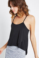 BCBGeneration Front Overlay Cami - Black
