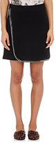Stella McCartney WOMEN'S CHAIN-EMBELLISHED MINISKIRT