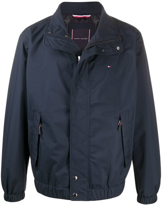 Tommy Hilfiger Stand Up Collar Jacket