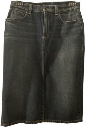 Ralph Lauren Blue Denim - Jeans Skirt for Women
