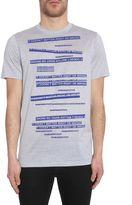 Lanvin Doesn't Matter Print T-shirt