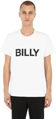 Billy CLASSIC LOGO COTTON JERSEY T-SHIRT
