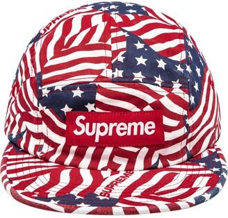 Supreme Washed Chino Twill Camp cap