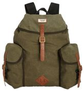 Steve Madden Men's Canvas Utility Backpack