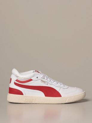 Puma Ralph Sampson Demi Leather Sneakers