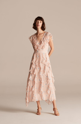 Rebecca Taylor Trellis Fleur Dress