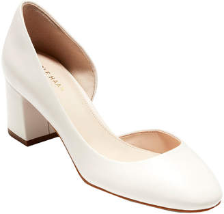 Cole Haan Daina Leather D'orsay Pump