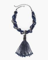 Chico's Portia Tassel Necklace