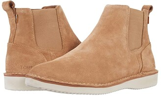 Toms Skyline (Toffee Suede/Stitch Out) Men's Shoes